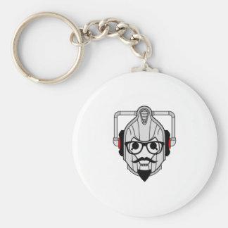Cyberman Hipster Schlüsselbänder