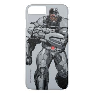 Cyborg iPhone 8 Plus/7 Plus Hülle