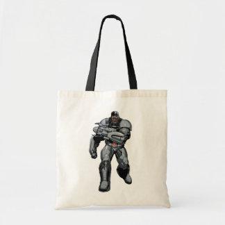 Cyborg Budget Stoffbeutel