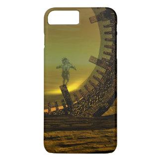 CYBORG-TITAN, WÜSTE HYPERION Science FictionScifi iPhone 8 Plus/7 Plus Hülle