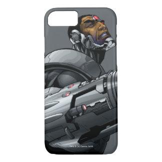 Cyborg-u. Waffen-Fehlschlag 2 iPhone 8/7 Hülle