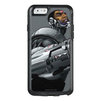 Cyborg-u. Waffen-Fehlschlag 2 OtterBox iPhone 6/6s Hülle