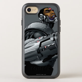 Cyborg-u. Waffen-Fehlschlag 2 OtterBox Symmetry iPhone 8/7 Hülle