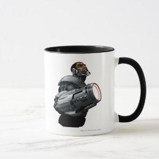 Cyborg-u. Waffen-Fehlschlag Tasse