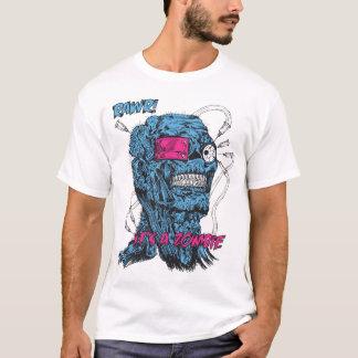 Cyborg-Zombie T-Shirt