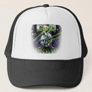 Cyborgt-Shirt Truckerkappe
