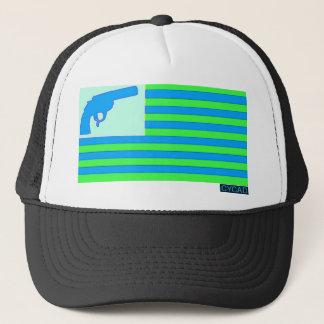 CYCAD amerikanischer Gewehr-Hut Truckerkappe
