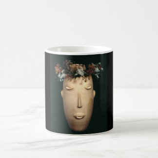 Cycladic Göttin Kaffeetasse