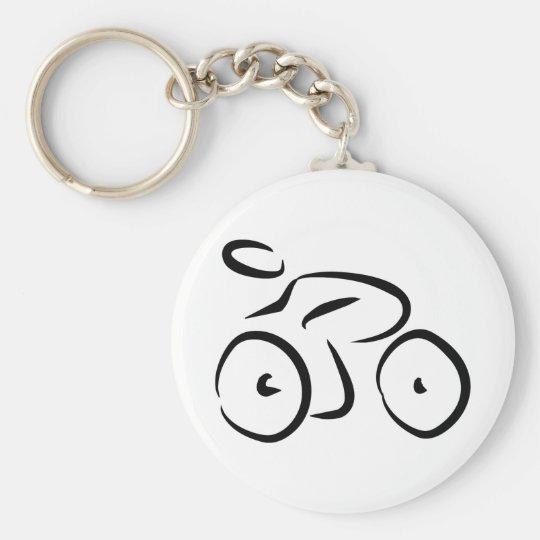 cycling schlüsselanhänger