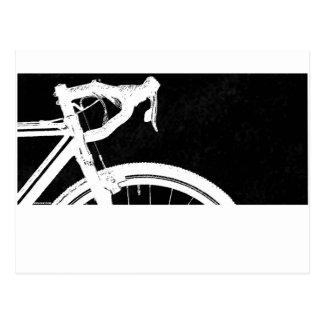 Cyclocross Postkarte
