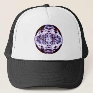 Cymatics sichtbarer solider BetaStaat Truckerkappe
