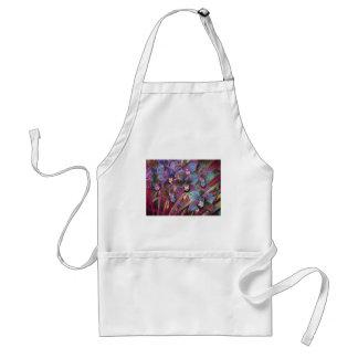 Cymbidium-Orchideen-Karneval Schürze