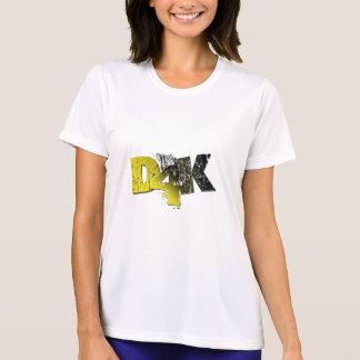 D4K Damen Dri-Sitz T-Shirt