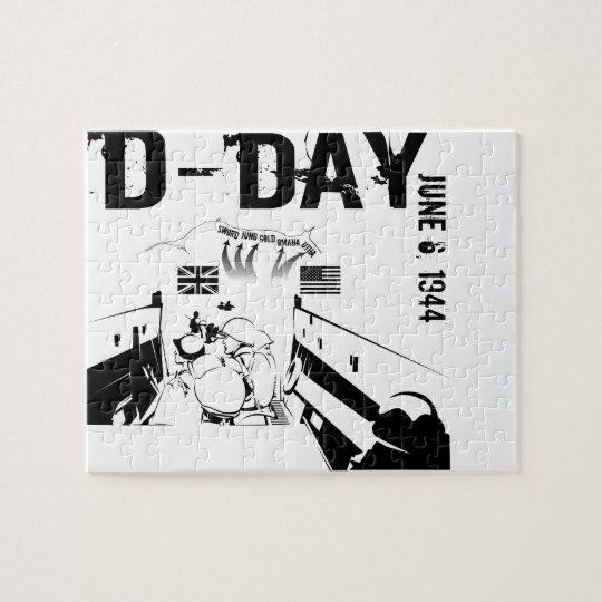 D-DAY 6th Juni 1944 Puzzle