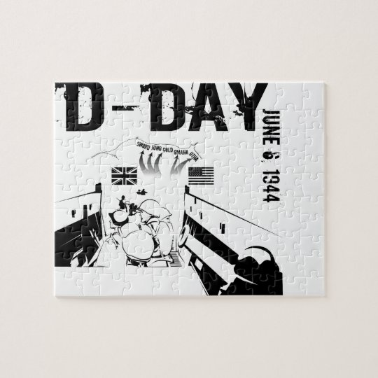 D-DAY PUZZLE