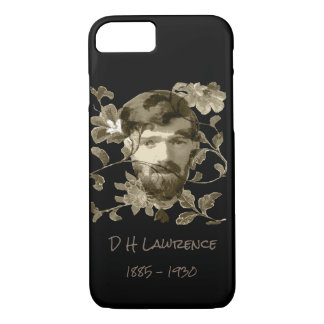 D H Lawrence iPhone 8/7 Hülle