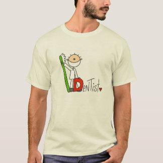 D ist für Zahnarzt T-Shirt