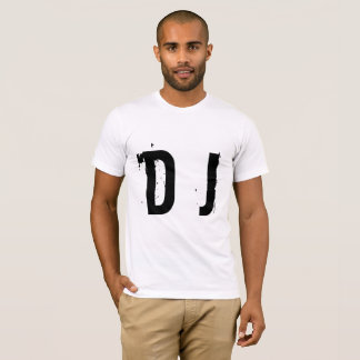 D J T-Shirt