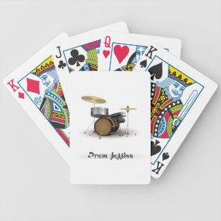 D-RAMsitzung Bicycle Spielkarten