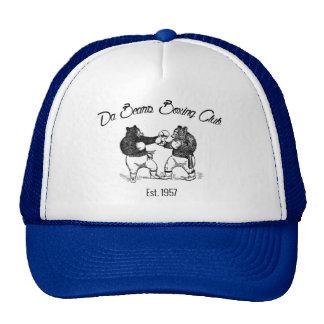 DA trägt, Verein-Hut einzupacken Retromützen