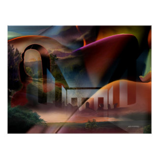Da Vinci-Inspiration Poster