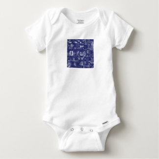 Da Vincis Pläne // Baby Strampler