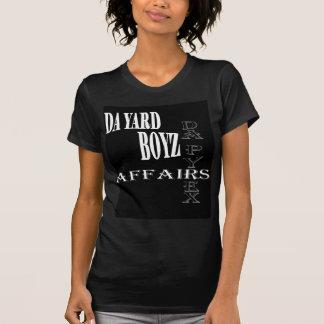 DA-Yard Boyz schwarze t T-Shirt