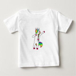 Dab Einhorn Baby T-shirt