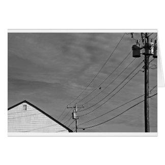 Dach-Linie - Montauk, NY Karte