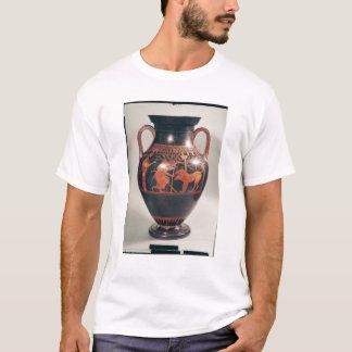 Dachboden Rotzahl Bauch Amphora T-Shirt