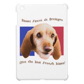 Dachshund Fauve deBretagne geben gut französische iPad Mini Hülle