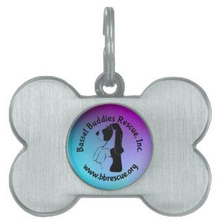 Dachshund-Freund-Rettungs-Erkennungsmarke Tiermarke