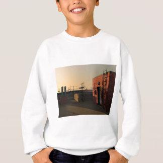 Dachterrasse in New York Sweatshirt