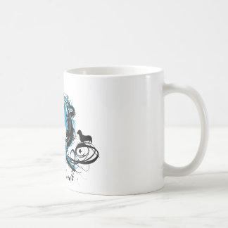 Dackel Projekt Hundeillustration Kaffeetasse