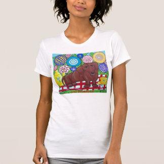 Dackel-T-Shirt T-Shirt