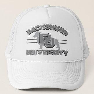 Dackel-Universität Truckerkappe