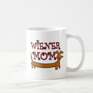 Dackel Weiner MAMMA Kaffeetasse