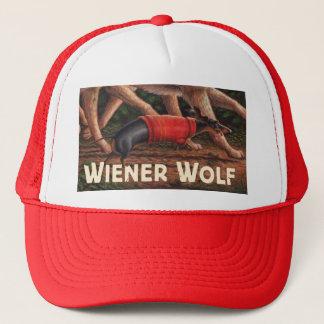 Dackel-Wolfkappe Truckerkappe