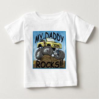 Daddy_Bronco_Yellow.jpg Baby T-shirt