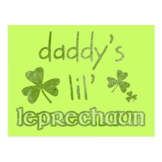 Daddy'; s Lil Kobold Postkarte
