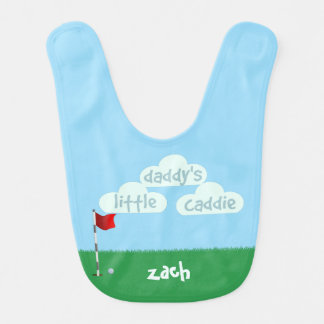 Daddys kleiner Caddie-niedlicher kleiner Lätzchen