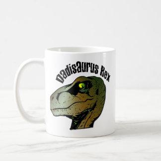 Dadisarus Rex: Vati waren Sie ein Monster Kaffeetasse