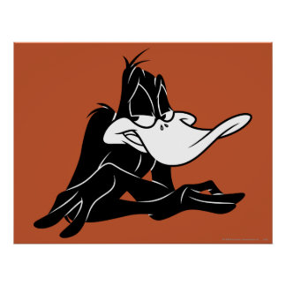 DAFFY DUCK™ Up nahes Poster