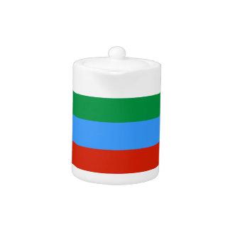 Dagestan-Flagge