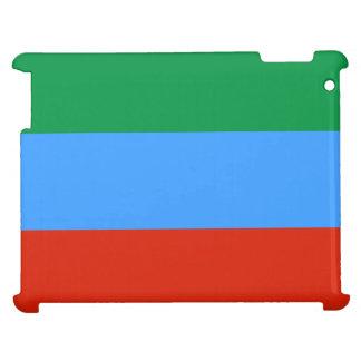 Dagestan-Flagge iPad Hülle