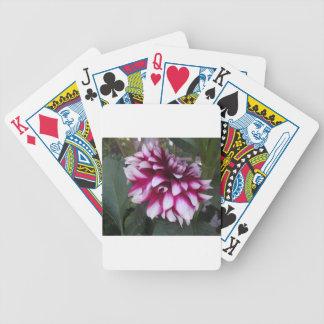Dahlie Bicycle Spielkarten