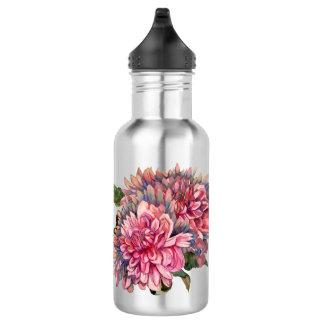 Dahlie-Blumen Trinkflasche