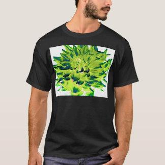 Dahlie - Flitterwochen - Erdton - Grün T-Shirt
