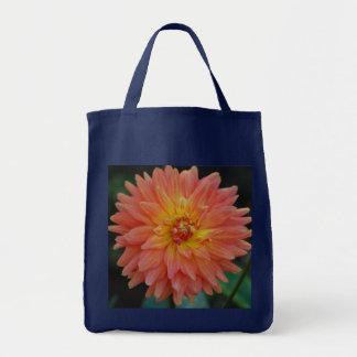 Dahlie-Freuden-Taschen-Tasche Tragetasche