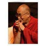 Dalai- LamaFoto/die Karte 5 Dalai Lama Tibet